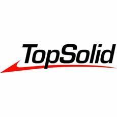 top solid logo